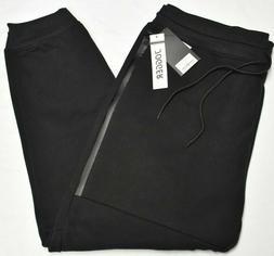 Southpole Jogger Pants Men Pieced Zip Pocket Fleece Sweatpan
