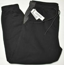 Southpole Jogger Pants Men's Logo Fleece Sweatpants Black Bi