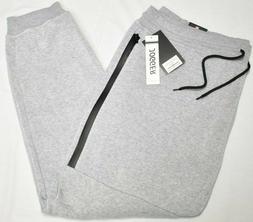 Southpole Jogger Pants Men's Pieced Zip Pocket Fleece Sweatp