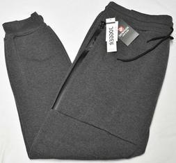 Southpole Jogger Pants Men Zip Pocket Fleece Sweatpants Char
