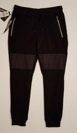 Southpole Jogger Pants Sweat Pants Track Pants Black Men's S