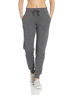 Champion Women's Jogger Sweatpants Granite Heather S