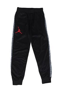 Nike Jordan Big Boys Sport Skinny Jogger Pants , Black/Gym R