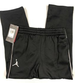 Nike Jordan Black Therma Dri Fit Boys Athletic Sweatpants  S