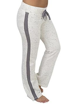 SO Junior's Perfect Dorm Lounge sweat Pant With Side Panel C