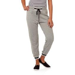 juniors cozy brushed french terry jogger sweatpants