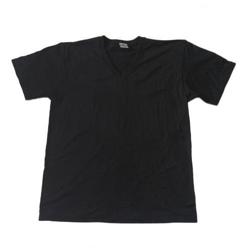100 percent cotton v neck t shirt