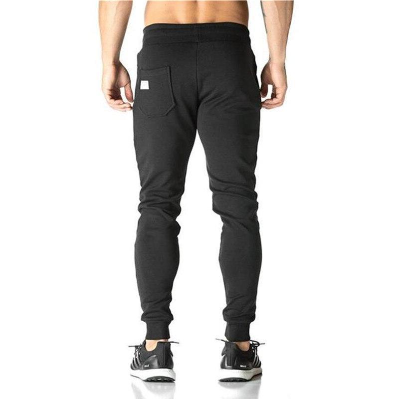 2019 <font><b>Men</b></font> Pants Cotton <font><b>Mens</b></font> Skinny Jogger Pants