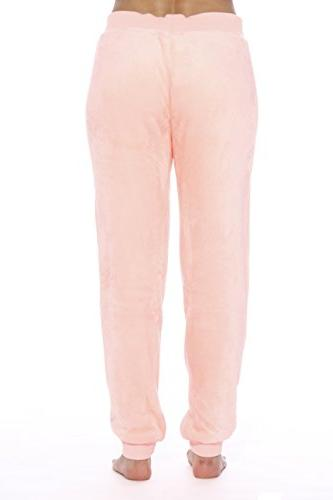 Just 6317-Neon Velour Pajama Women