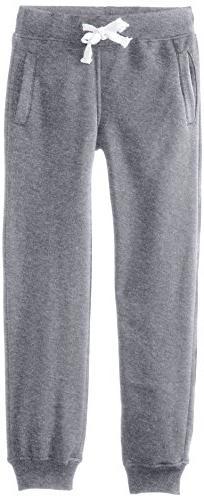 Southpole Big Active Basic Pants, Heather Grey, X-Large / 16-18