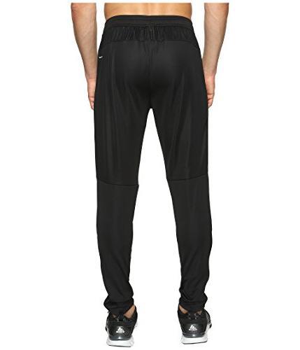 adidas 17 Training Pants, Black/Black, Small