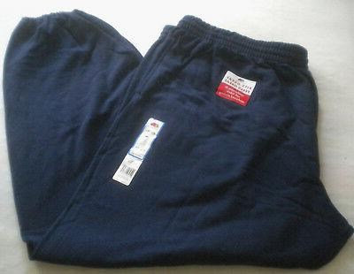 collection fleece elastic bottom pant