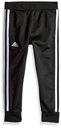 adidas Girls' Big Jogger Pant, Black ark, L