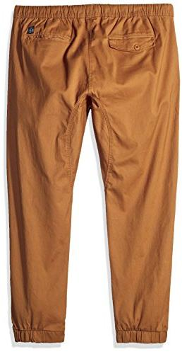 Southpole Men's Tall Stretch Jogger