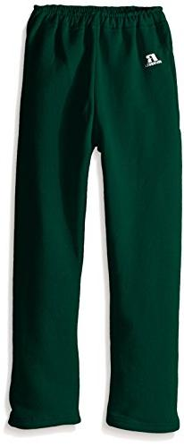Russell Athletic Big Boys' Youth Dri-Power Fleece Open Botto