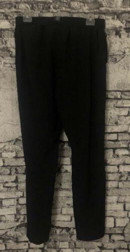 Starter Black Pants Men's XL NWT