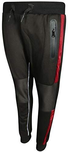 XS Sport Boy\'s Sport-Tech Active Fleece Jogger Sweatpant, D