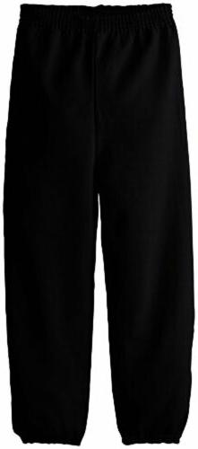 Hanes - Boys 8-20 OP450 Big Eco Smart Fleece Pant M- Choose