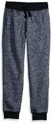 Southpole Boys' Big Jogger Fleece Pants in Basic Colors, Mar