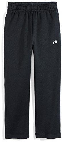 boys open bottom sweatpants with pockets amazon