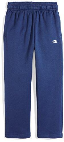 Starter Boys' Open-Bottom Sweatpants with Pockets, Amazon Ex