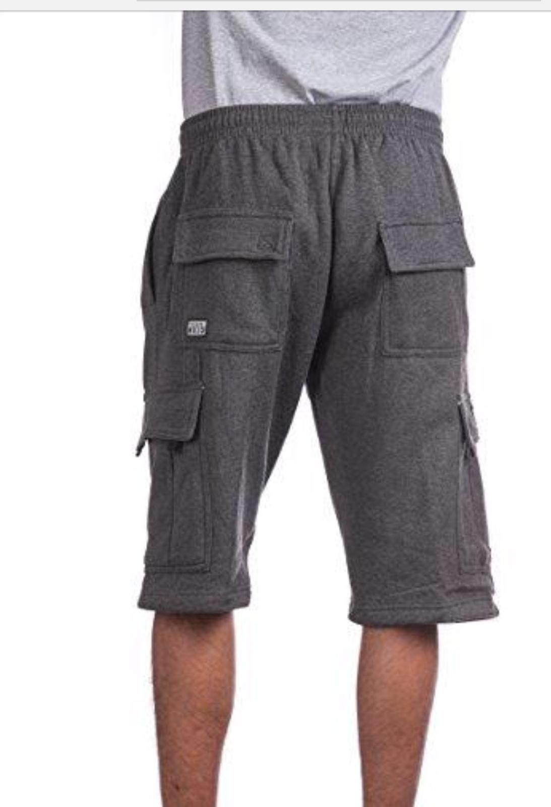 PRO Shorts Sweat Pants Pockets