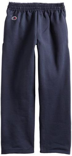 Champion 50/50 Fleece Pant Sweatpants - No Pockets, Small, N