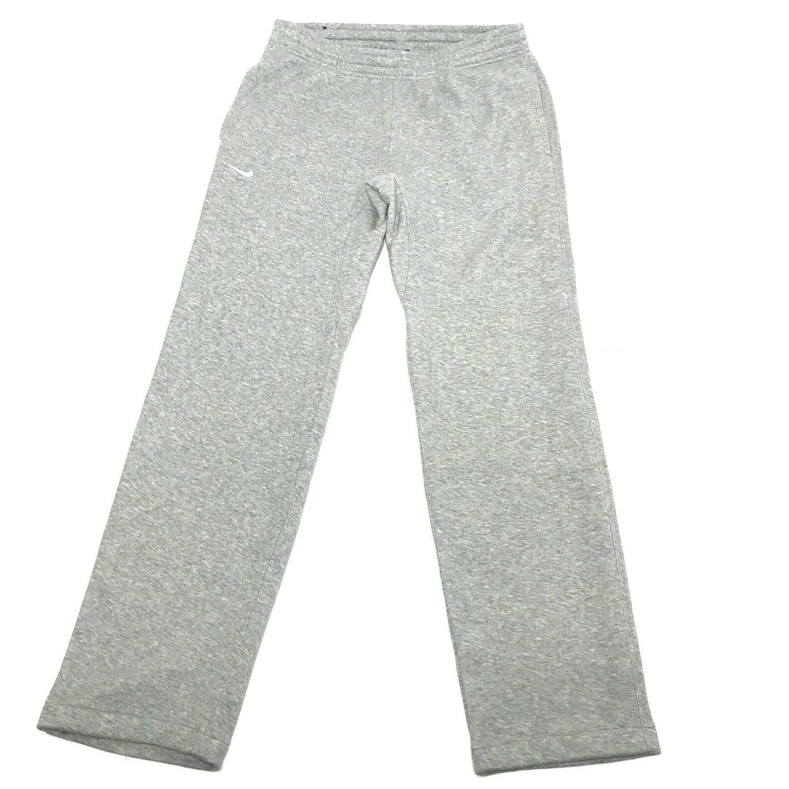 club swoosh fleece sweatpants pants