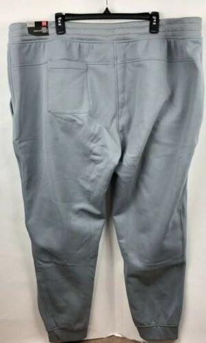Under Cold Jogger Gray NWT