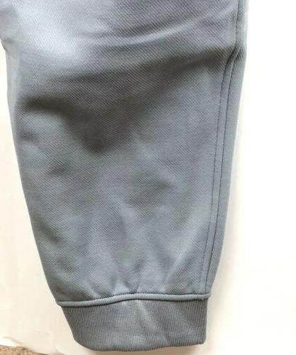 Under Armour Jogger Sweatpants Loose Gray Size NWT