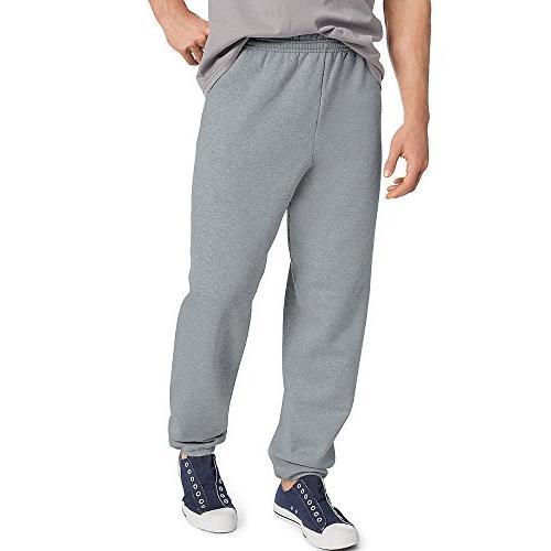 Hanes Comfortblend Sweatpant, Steel, L