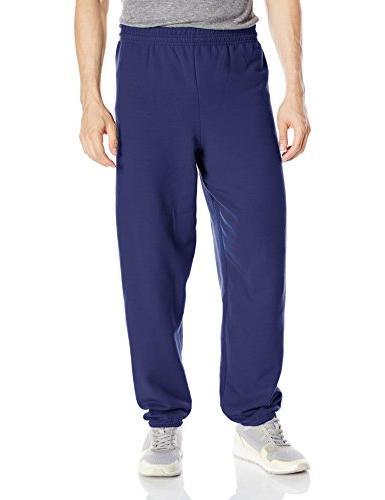 comfortblend ecosmart sweatpants navy m
