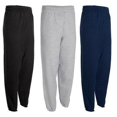 comfortblend mens joggers fleece ecosmart sweatpants p650