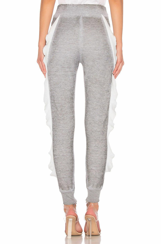 WILDFOX Ruffled Sweatpants, or