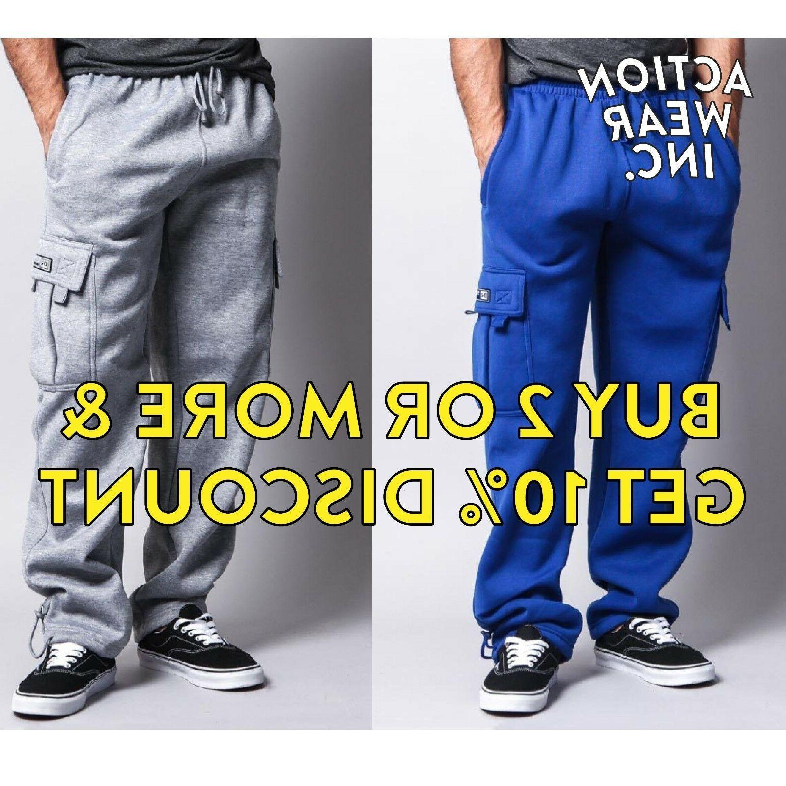 dr mens casual cargo pants sweat pants