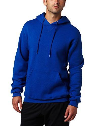 dri power hooded pullover fleece