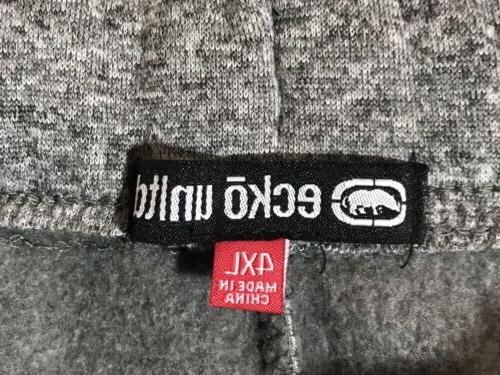 Ecko Logo Pants Mens Fleece & Tall 4X