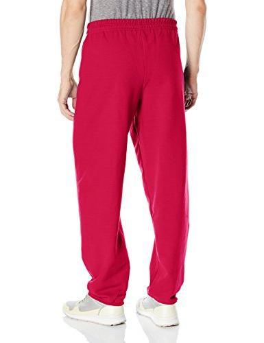 Hanes Sweatpants Red