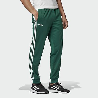 adidas Essentials 3-Stripes Tapered Tricot Pants Men's