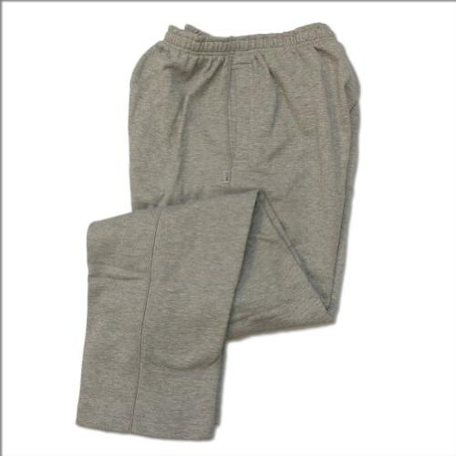 fleece sweatpants 9 0oz 60 40 medium