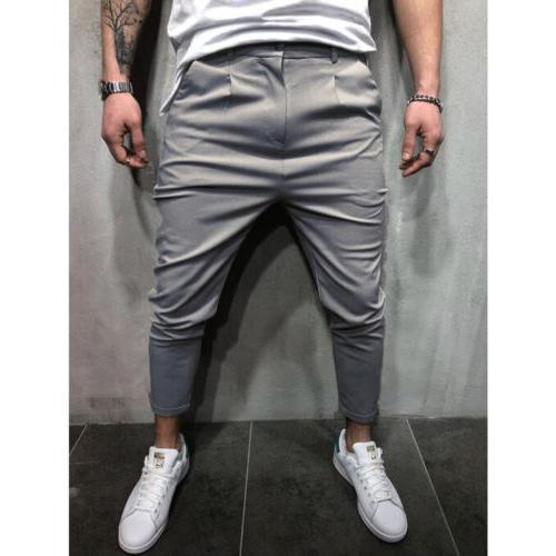 <font><b>Brand</b></font> Men Pants Hop 2018 Joggers Shrink Pants M-4XL