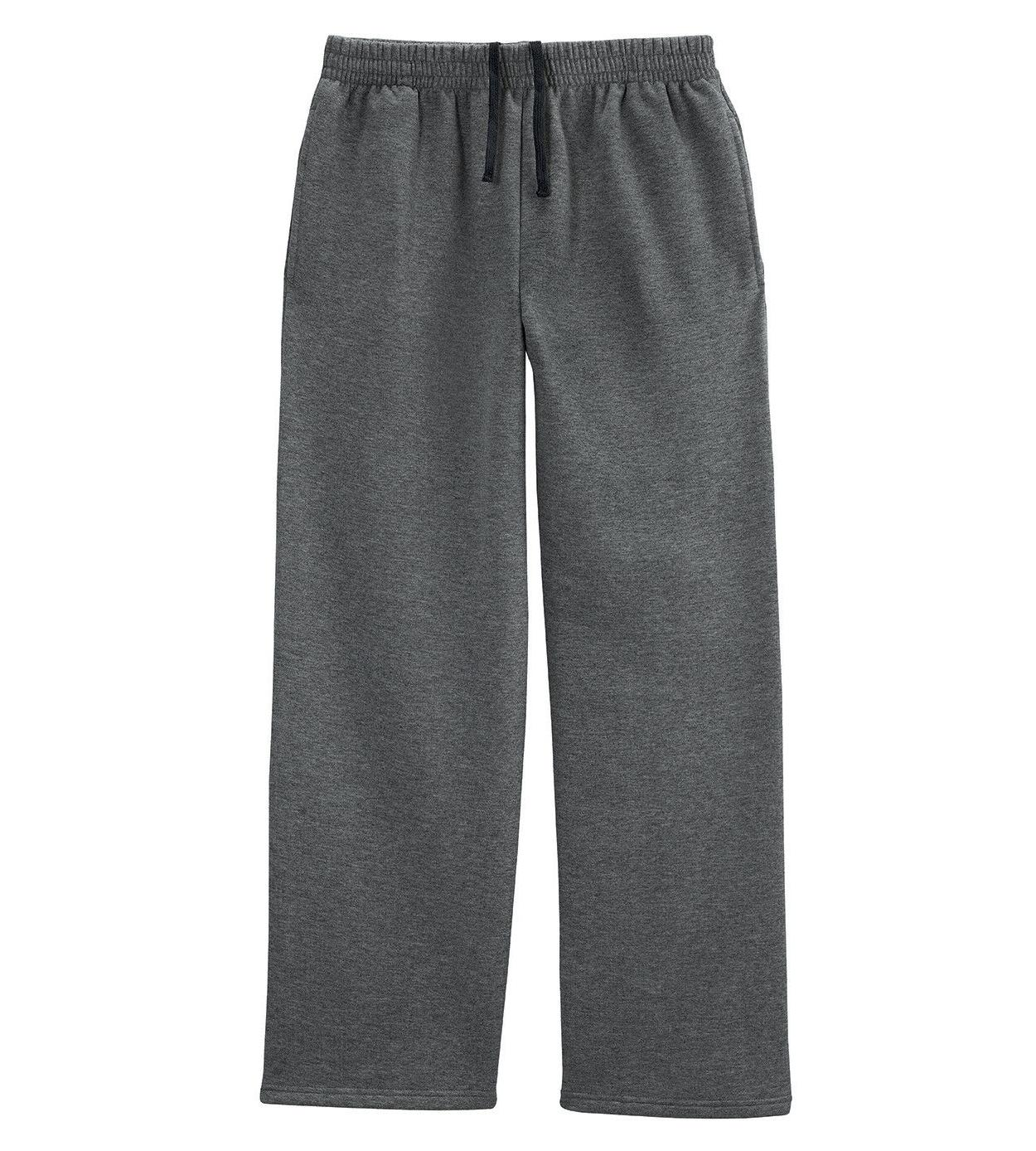 Fruit The - OPEN BOTTOM POCKET Sweatpants, Sweats S-XL,
