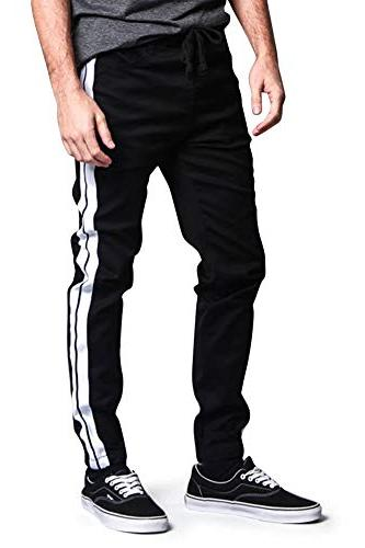Victorious G-Style USA Men's Track Dual Side JG3008 Black Small FF11C
