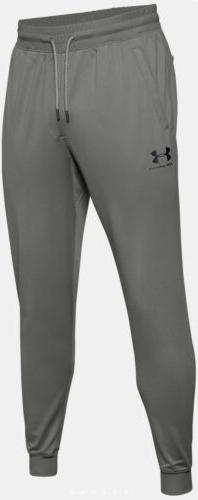 UNDER ARMOUR Grey Sportstyle Men's Loose Fit Jogger Sweat Pa