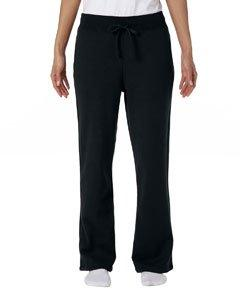 Gildan Womens 7.75 oz. Heavy Blend? 50/50 Sweatpants G184FL