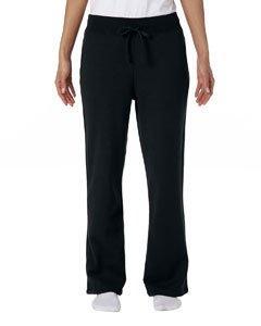 Gildan Womens 7.75 oz. Heavy Blend? 50/50 Sweatpants G184FL