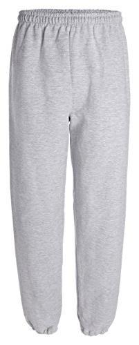Gildan Heavy Blend 8 oz., 50/50 Sweatpants, Small, SPORT GRE
