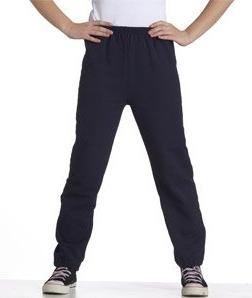 Gildan Heavyweight Blend Youth Sweatpants. 18200B - Small -