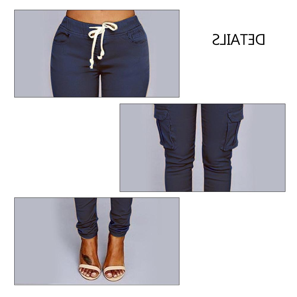 High waist Women's Trousers Casual Streetwear Pantalones Mujer Sashes Office Ladies For Women