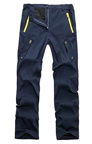 jogger casual pants breathable hiking